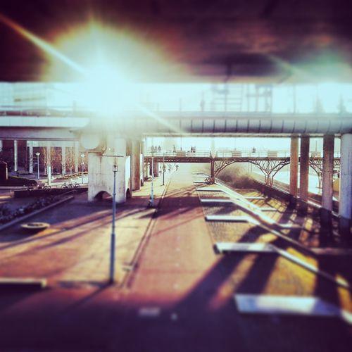 Train Station Sloterdijk Amsterdam