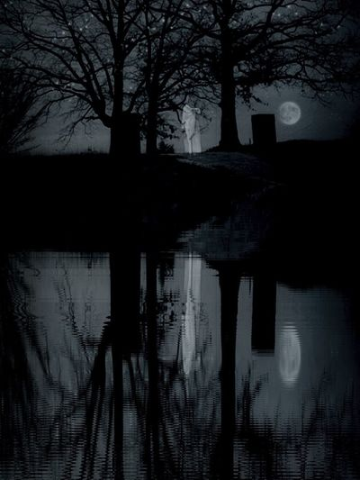 Black And White Show Me Your Dark Side Look Into The Darkness  Eye4reflections
