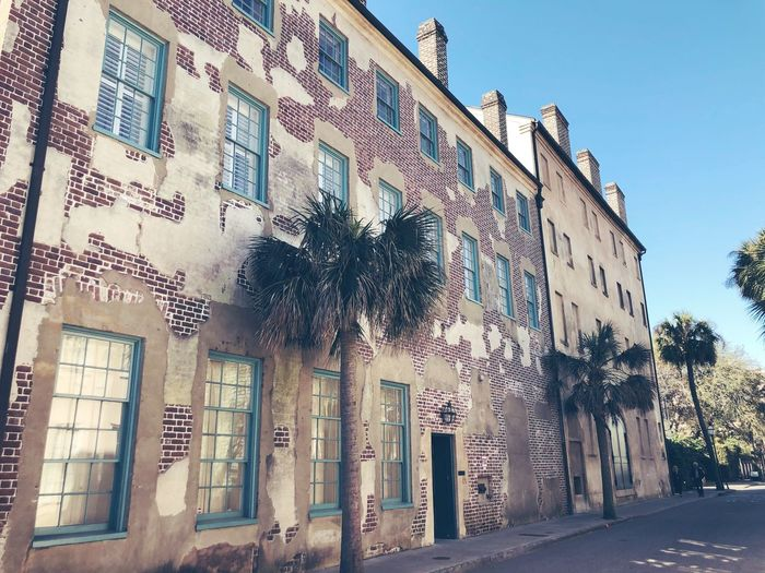 Loving Charleston, South Carolina Building Exterior Built Structure Window Outdoors City