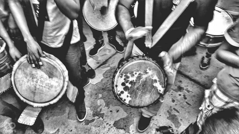 African Music Djembedrumming Djembe Street Drummers Fiesta Sreetstyle Morocco Africa Music Traditional Instruments
