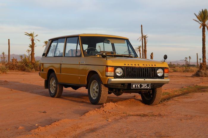 Africa Cloud Cloud - Sky Day First Range Rover Land Vehicle Landscape Mode Of Transport Nature No People Outdoors Parked Parking Range Rover Road Rural Scene Sky Stationary Sunset Transportation