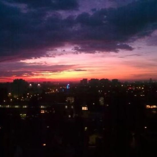 Sunrise Nofilter Sky Rooftops