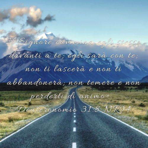 BibleVerseOfTheDay Bible Deuteronomy Bibbia God God Is On My Side Love ♥