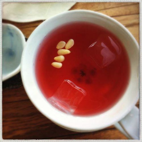 Omijacha Korean Food Tea Hipstamatic Summer