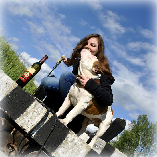 Relax серпухов Nature Природа вино Wine Girls собака девушка лмд LakiMirazh Россия Russia Lmd Serpukhov лакиМираж Young Women Drink Sky People Dog Cloud - Sky Bottle Love Oldschool