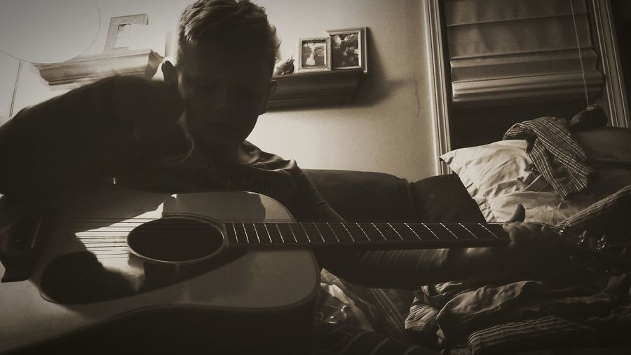 #Guitar #Jamming #music
