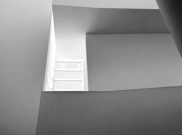 Modern architecture Architecture_bw Lines Geometry Blackandwhite