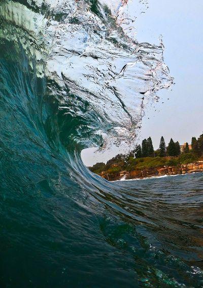 Rocky Wave