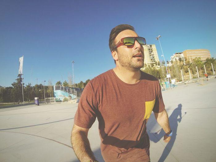 Mal skaten Malaga Skateboarding Parque Del Norte Goodvibes
