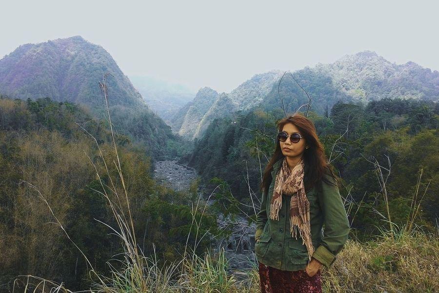 Jogjakarta INDONESIA Wildlife & Nature Wanderlust Taking Photos Hang Out Nature Hi! Mountain Merapi Volcano