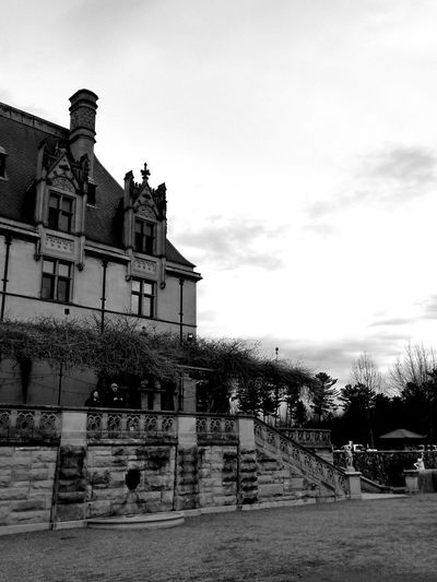 Biltmore Estate Asheville, NC Biltmore House Editorial Photography Editorial Use Only Outdoor Photography North Carolina Historical Building History Through The Lens  Black And White Photography Architecture Building Exterior