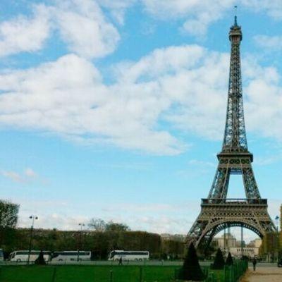 Bonjour de Paris ♥♥