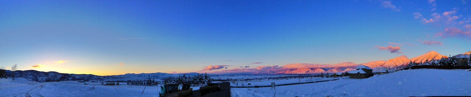 What Does Peace Look Like To You? Utah Panoramic IPhone5