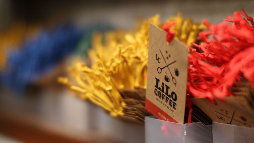 Lilocoffeeroasters Lilocoffee OSAKA Coffee Japan Coffeeshop Coffeestand Roaster Shopcard Shinsaibashi