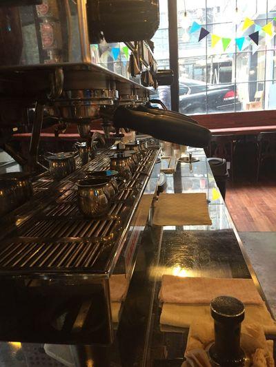 Coffeemachine Ilovecoffee