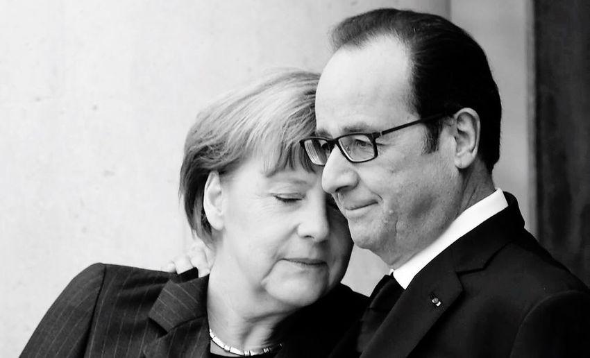 France Allemagne France Allemagne Frankreich Deutchland Amitié Merci' Noiretblanc Blackandwhite