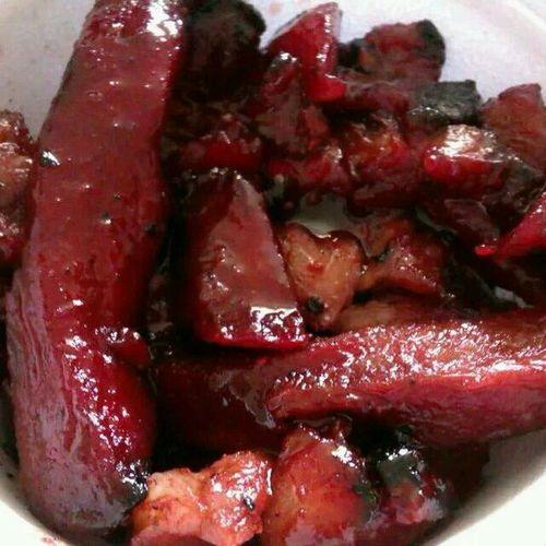 bbq pork Yum Food