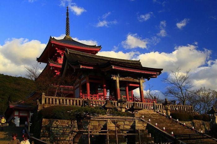 Japan Temple Architecture Temple Accient