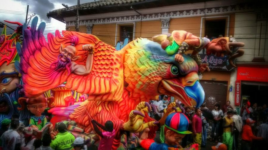 Taking Photos Carnavales2014 Hi! Art Check This Out