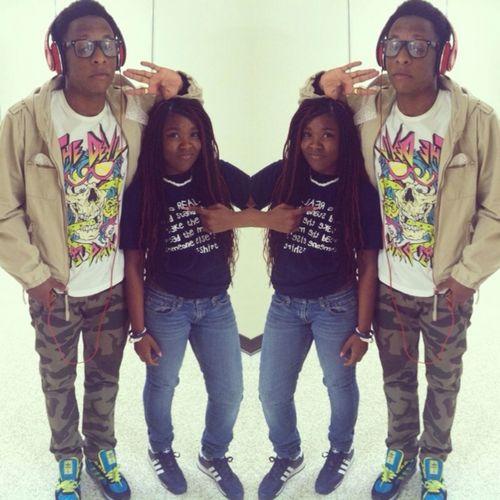 Me & My Nigga Dion.