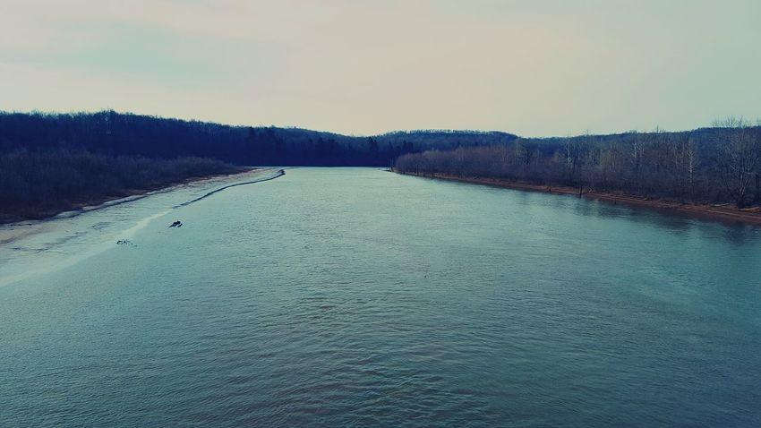WPT Pennsylvania WPT Trail Outdoors Water Bridge View River River View Landscape Beautiful View Biking Bike Ride