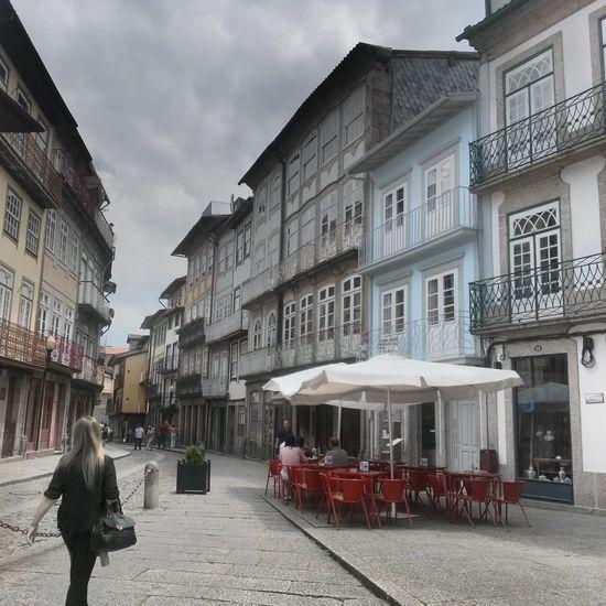 Oporto, Portugal Guimarães