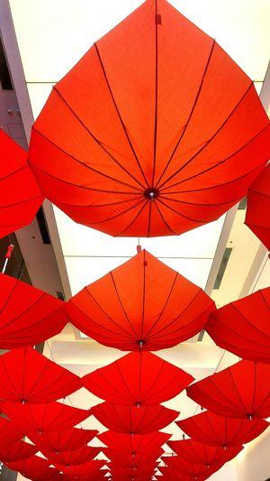 Redumbrella Red Love ♥ Valentine's Day  Heart Shape