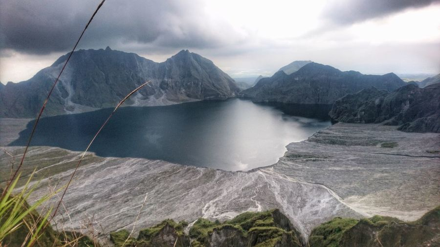 Crater of Mt. Pinatubo Mountain Nature Landscape BeautifulDisaster Mountain Climbing Mountain Hiking Moutaineering Mountains Adventure EyeEmNewHere