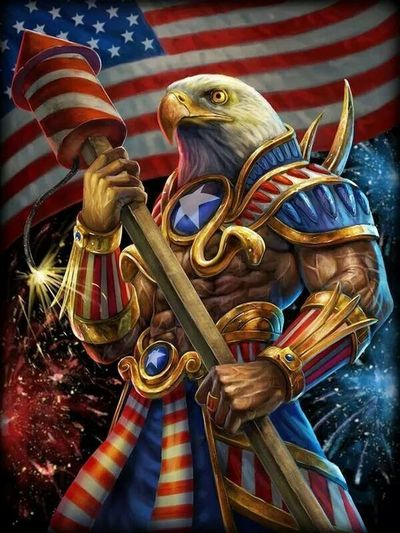Happy 4th Of July 'Murica !