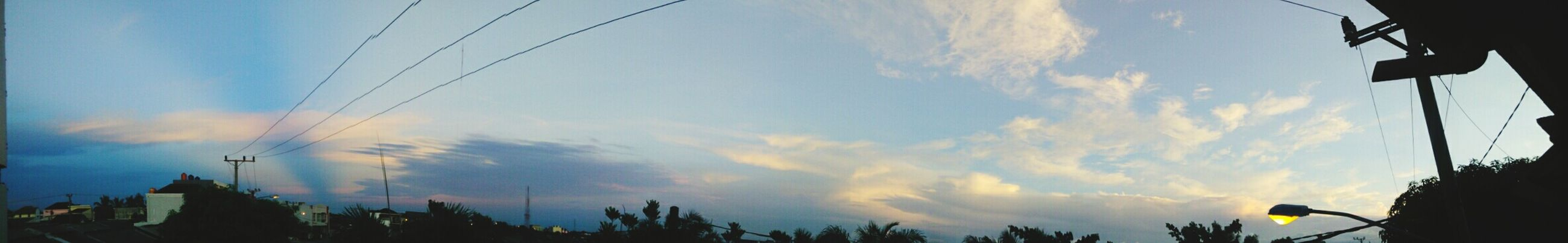 Before Sunset Cloud - Sky Redmi1sphotography Panorama