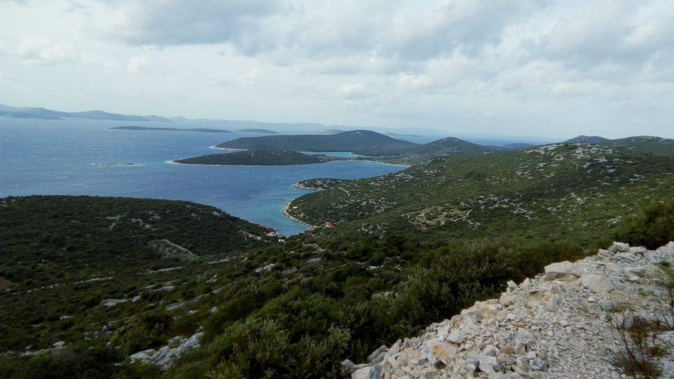 View from Pasman island, Hrvatska Croatia Landscapes With WhiteWall