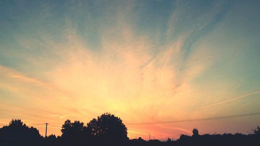 Morninglight Monday Nosleep  Beautiful Sunrise 👍