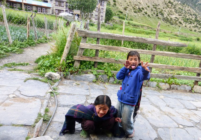 Two cool and funny girls crossing my way and making me laugh in Manang / Nepal. Travel Destinations Travelingtheworld  Destinations Discover The World Travel Outdoor Photography Backpack Backpacking Nepal Annapurnacircuit ASIA Full Length Two People High Angle View People Looking At Camera Child Togetherness Smiling Outdoors Childhood Happiness Real People Press For Progress This Is Family Focus On The Story