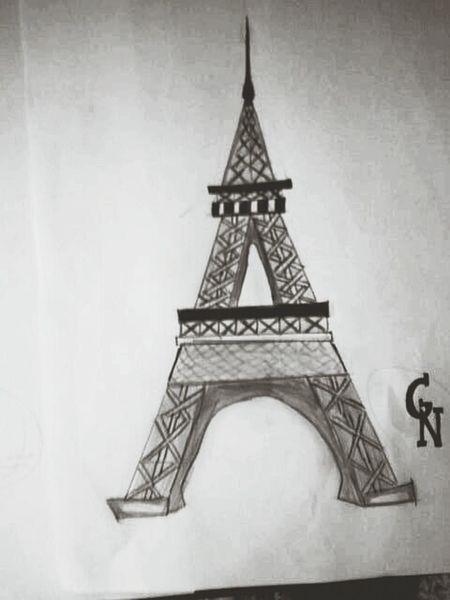La Tour Eiffel ;)