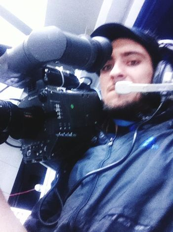 Camera Man Operador Camara OPC Work Working
