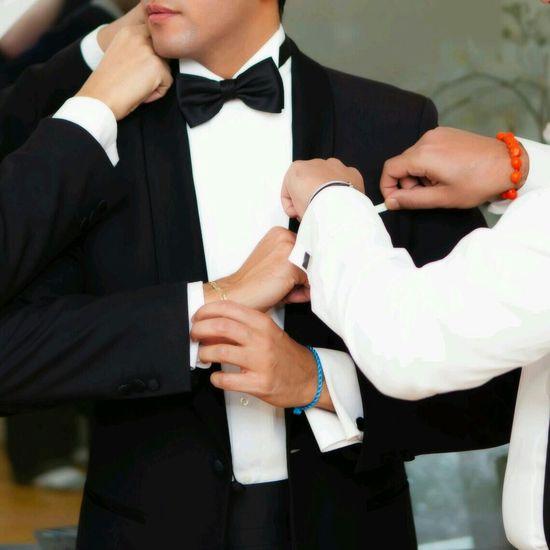 Gentelmen Hot Topic Wear Mensfashion
