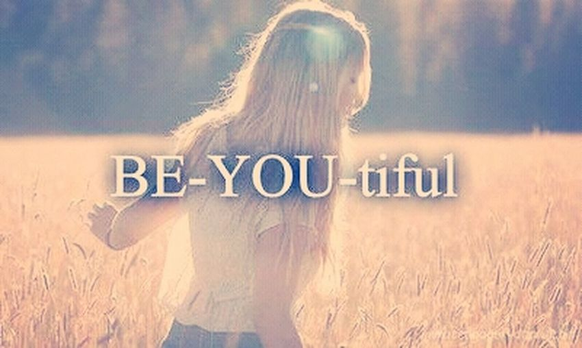 Beautiful Be You!