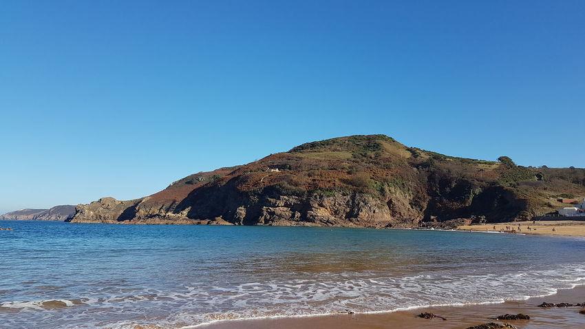 Water Clear Sky Sea Beach Blue Sand Summer Mountain Sunny Sea Life