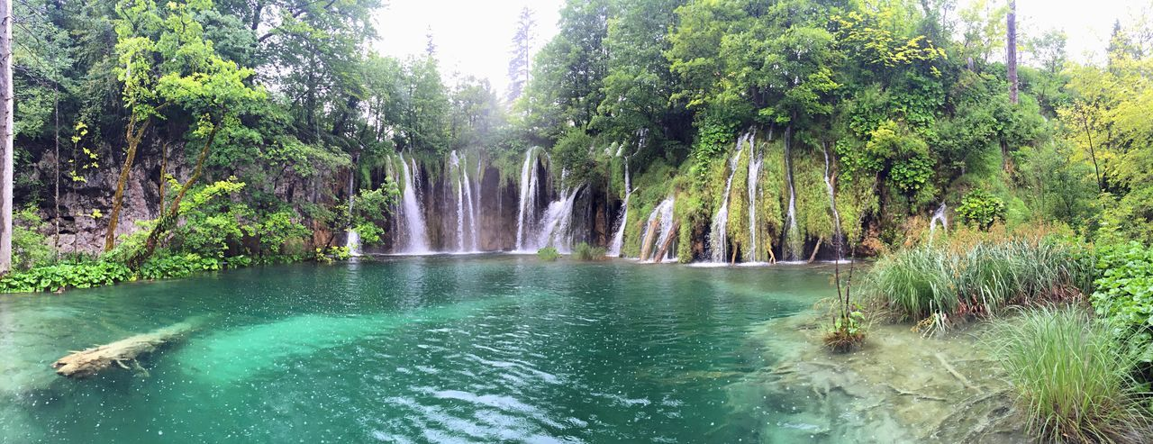 Croatia Water_collection Waterfall Waterfalls Watercolor Plitvice National Park Plitvicelakes Plitvicelake Plitvice Rainy Days Raindrops Rain Drops Raining Blue Water Bluewater Lake Lake View Lakeview Waterdrops Water Surface Waterfall_collection Collection Croatia ♡ Croatiafulloflife Waterporn