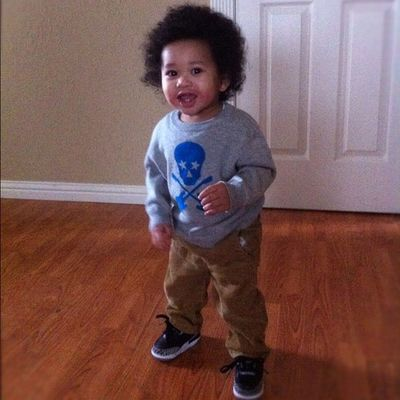 The Freshest Lil Dude Around!!! Astroids Younglife LilBooger