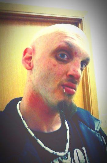 Freshly Shaved Hi! That's Me Hello World