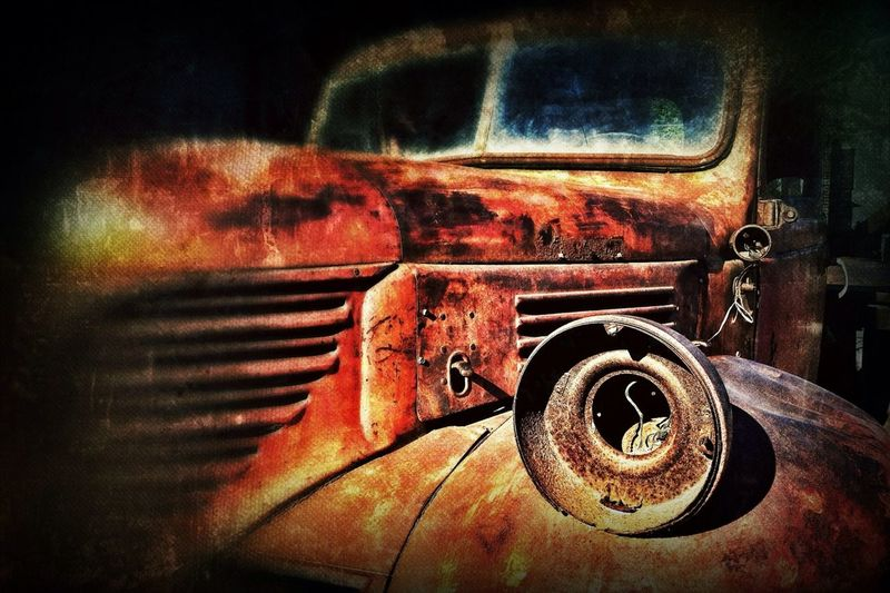 Memories Of Rust And Burnt Oil