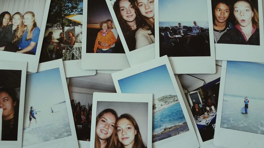 Vacation Dear Family And Friends Friends Family Love Intax Poloroid