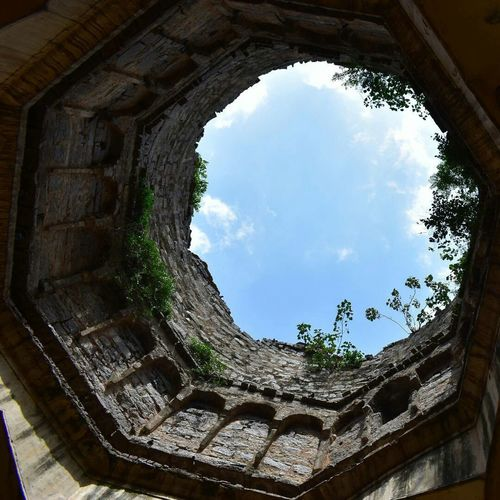 Architecture History Travel Destinations Built Structure Sky Travel Day No People Outdoors Nature Building Scenics Nature Hyderabad Travel Tourism Ornate Cloud - Sky Architecture Beauty In Nature Coexistence Breathing Space
