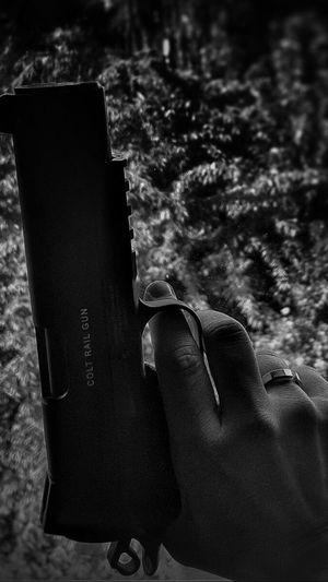 """""""Loaded gun."""" - 🔫"""