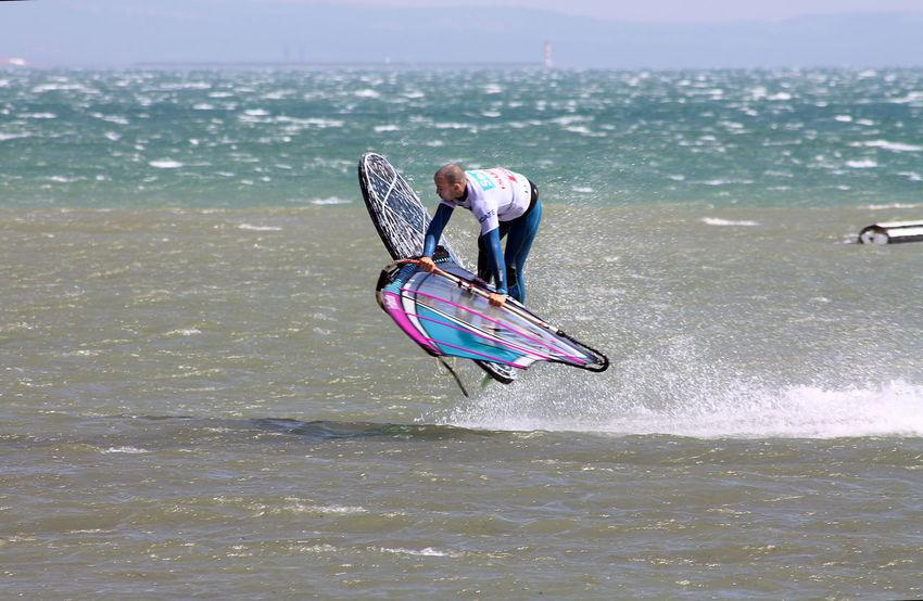 2014 Exterieur Extreme Sports France Funboard La Franqui Leucate Mondial Du Vent Plage Sport Spot Vent Wind Windsurf