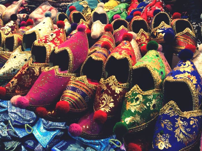 Istanbul Kapalicarsi çarık Colors