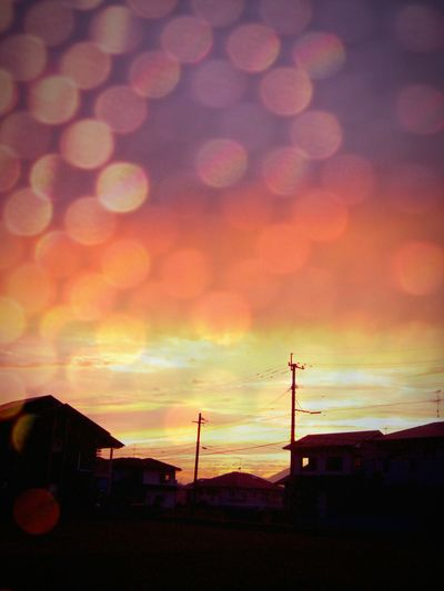 Sky Sky Collection Sunset Art Sparkle Naturelovers