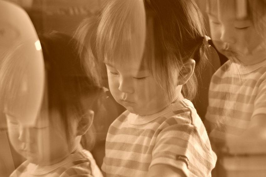 杏心 My First Grandchild My Preciousgranddaughter Enjoying Life Captured By Nikon Raw Photography Enjoying The View Capturing Freedom Littel Girl Child Popular Photos Portrait From My Point Of View Shotoftheday Sepia Nostalgia Old Nikkor