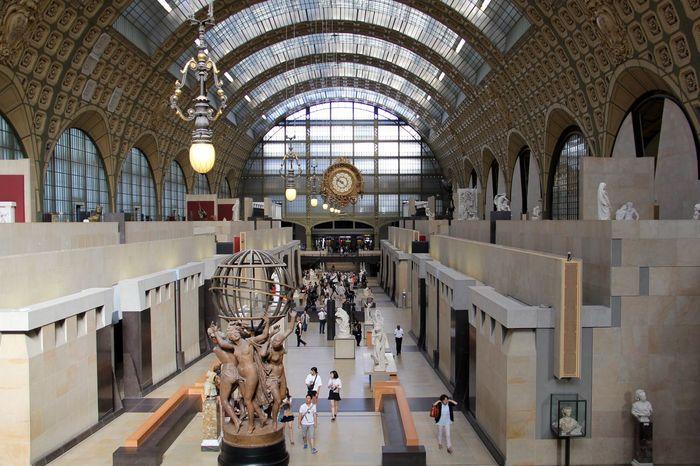 Musée d'Orsay - Paris, France Paris France Orsay